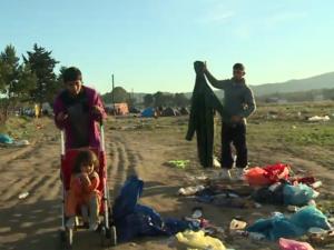 Grenze zu Mazedonien geschlossen