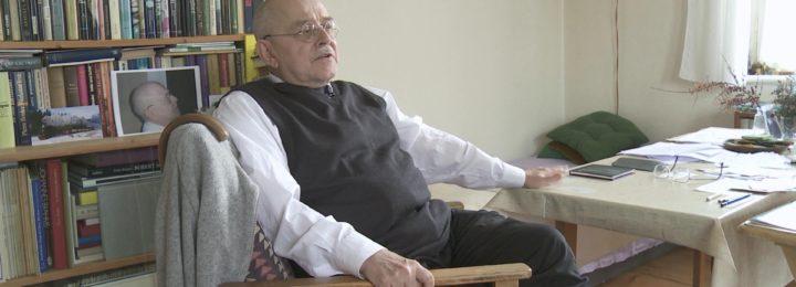 Porträt über einen Komponisten Neuer Musik im rbb